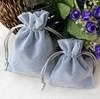custom printed velvet jewelry pouch/velvet gift bag/organza bag