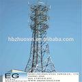 acciaio zincatura antenna satellitare comunicazione acciaio torre angolare