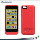 Best quality 2200mah External Battery Pack Case For Iphone5 5s