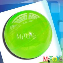 2014 Hot Sale Hard Plastic Balls High Bouncing Plastic Hollow Ball