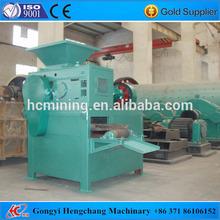 Normal type briquette machine for coal powder briquetting