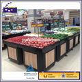 supermercado frutas vegetais rack de armazenamento