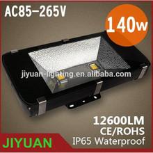Bridgelux or Epistar chip option 140w led flood light warranty