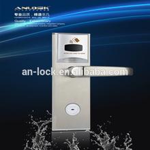 Anlok 0101 security solution economic hotel key door lock system