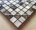 super sottile in marmo mattonelle di mosaico per decorazione di pareti e pavimenti
