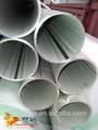 La función de prueba de bastidor de tubo soldado de acero inoxidable tubos/tubos