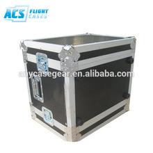 Amplifier Racks case with dual rack rails (front and rear)/Shock mount Amp Racks case/18 inch rack case