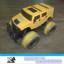 1:10 scale big foot Hummer remote control car