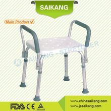 fabbrica professionale bagno sedia pieghevole per il paziente