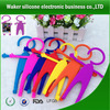 Special silicone phone holder,silicone cell phone hanger,silicone phone stand