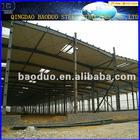 Prefab steel factory warehouse building