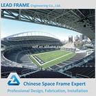 Prefabricated Lightweight Steel Space Frame Stadium