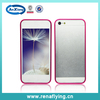 phone case mobile accessories metal material bumper case for iphone 5