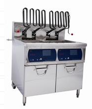 2014 Chinese electric commercial gari frying machine
