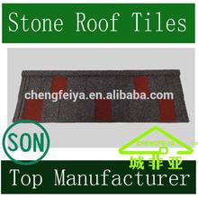 Stone Coated Metal Colorful Roofing Tile/Shingle Tile /Aluzinc Roof