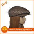 Venta al por mayor tapa de la hiedra/ivy sombrero/newsboy cap cap hombres alemán