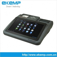 Cheap touchscreen touch screen computer for pos Support 3G WIFI Barcode Scanner RFID Thermal Printer