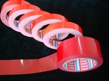 Masking tape, red automotive masking tape