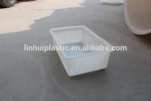 200 litres rectangular plastic hot tub for aquatic fishes