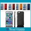 Unique design for apple iphone 6 leather phone case,bulk wallet leather mobile phone case
