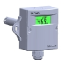 Top temperature and humidity transducer
