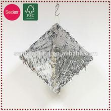 piñata de diamantes de los diseños para la decoración de la boda