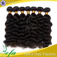 99% Good Feedbacks Top Grade 6A virgin natural wet and wavy brazilian hair
