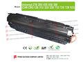 Universal 278 / 285 / 435 / 436 / 388 Toner preto compatível para HPQ empreendimento cassete com Chip