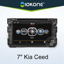 wholesale alibaba 7'' inchbulk car audio brands for KIA CEED with multifunction