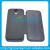Built-in battery 2800mah portable solar battery charger for mobile phone