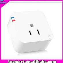 2014 new product zigbee power plug, zigbee smart home automation plug