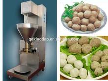 Automatic meatball molding machine, fish ball form machine, beef ball making machine