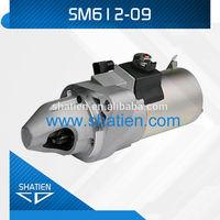 dynamo starter,generator motor,denso motor,lester 17870N,SM612-09