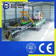 High-power,high-efficiency dredger for export