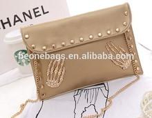 2014 new made china wholesale handbags rivet bags