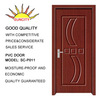 Laminated Wooden Door and Window Frame Designs PVC Trim Line SC-P011