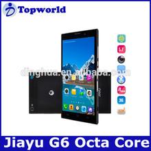 "Wholesale for Original Android 4.2.1 MTK6592 Octa core JIAYU G6 2GB RAM +32GB ROM 5.7"" HD IPS touchscreen phone"