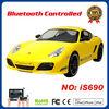 hot new product APP 1:10 Bluetooth Porsche Cayman of micro car