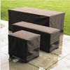 garden furniture chair cover(600d material -REACH STANDARD)