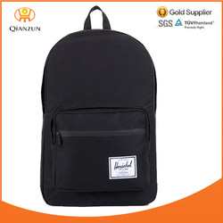 2014 Fashion Laptop Wholesale Blank Canvas Backpacks For School
