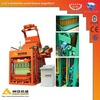 high productivity hydraulic cheap concrete block making machine