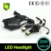 50W 3600LM H1 H7 H4 SKODA Octavia LED Headlight