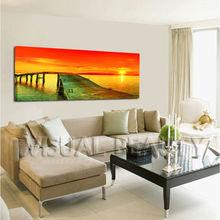 Beach Seascape Art Decorative Picture for Home Decor