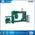 Moldeo por inyección vertical de la máquina para el transformador, disco aislador, apg-865