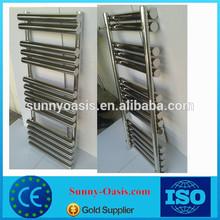 Stainless steel chrome China ladder style radiator