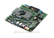 ethernet 2 port arm intel mobile sandy/IVY bridge i3/i5/i7&Celeron 1037U motherboard