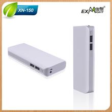 new 10000mAh power bank charger digital display