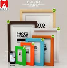coloridos de plástico picture frame 4x6 5x7 6x8 8x10 imagens de tamanhos de pênis