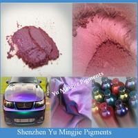 Color Shift Chameleon Ink Pigment, Color Travel Pigment