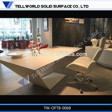 Modern Office Counter Table Design Executive Office